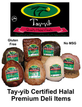 Tay-yib Halal Items