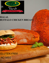 187 Halal Buffalo Chicken Breast
